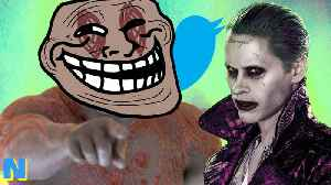 News video: Drax DESTROYS Joker Solo Film Announcement With EPIC Trolling!