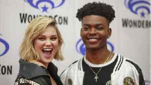 News video: Stars Of 'Cloak And Dagger' Want A Crossover With 'The Runaways'