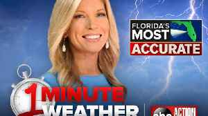 News video: Florida's Most Accurate Forecast with Shay Ryan on Thursday, June 7, 2018
