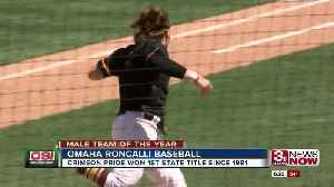 News video: OSI Male Team of the Year: Omaha Roncalli Baseball