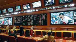 News video: Sports Betting Passes In The Garden State