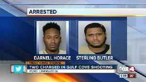 News video: Two men charged in Gulf Cove shooting Wednesday morning