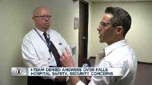 News video: Falls hospital releases new information about security measures after I-Team visit