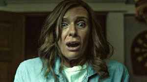 """News video: """"Hereditary"""" review by Justin Chang"""