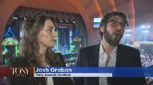 News video: Broadway Preps For 72nd Annual Tony Awards