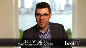 News video: OMD's Winkler: Ease Of Viewing, Data Consistency Are Keys To Success