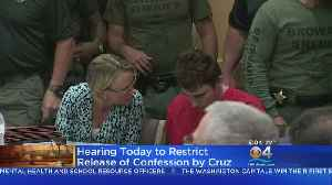 News video: Emergency Hearing On Confessed Parkland Shooter's Confession