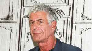 News video: Anthony Bourdain Dead At 61