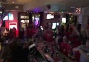 News video: Bartender Celebrates in Style as Capitals Win Stanley Cup