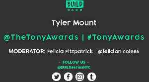 Tyler Mount w/ Felicia Fitzpatrick LIVE on BUILD Series