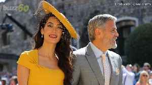 Amal Clooney Declares Her Love for George Clooney