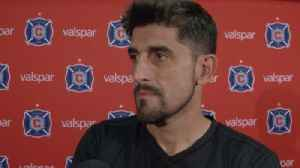 News video: Paunovic on New England game: opportunity to 'build our own momentum'