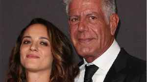 News video: Asia Argento's Friends Rally Around Her