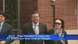News video: New Indictments Against Paul Manafort