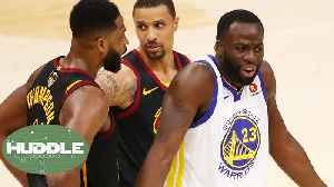 Will Warriors SWEEP the Cavs In Game 4? Lebron's Legacy In Jeopardy! | Huddle [Video]