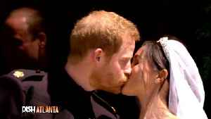 News video: Prince Harry and Meghan Markle Reveal When They Want Kids