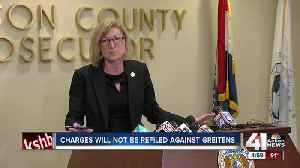 News video: Peters Baker declines to file charges against Greitens