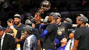 Team Coverage: Warriors Win Back-to-Back NBA Championship