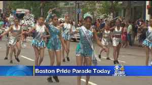 News video: Boston Celebrating Pride Week With Concert, Parade