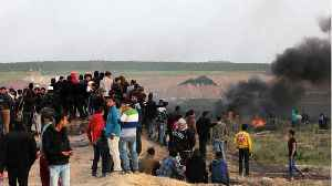 News video: Israeli Forces Kill 4 Protesters In Gaza