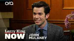 John Mulaney's Mick Jagger impression is the only one you need [Video]