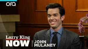 John Mulaney on the origins of SNL's Stefon