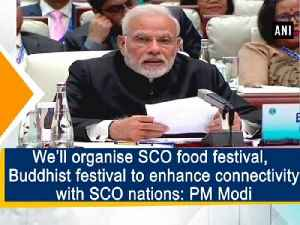 We'll organise SCO food festival, Buddhist festival to enhance connectivity with SCO nations: PM Modi [Video]