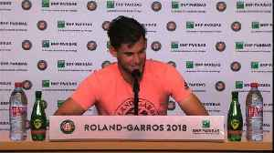Thiem upbeat after first Grand Slam final