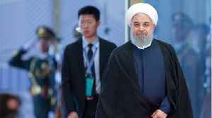 News video: Iran's Rouhani Criticizes U.S. 'Unilateralism' Over Nuclear Deal