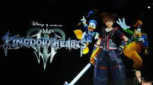 News video: Release Date For 'Kingdom Hearts 3' Revealed
