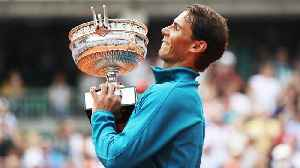 News video: Rafael Nadal Wins 11th French Open Title