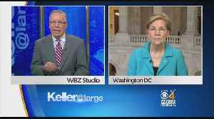 Keller @ Large: Warren Wants A Government That Would Work For Everyone [Video]