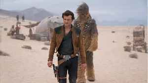 'Solo: A Star Wars Story' Just Manages To Pull Ahead Of 'Deadpool 2' At Weekend Box Office