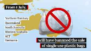 Plastic bag ban: What are the alternatives? [Video]