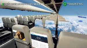 News video: Emirates leads the way to windowless planes