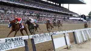 Did Justify Have Help To Win The Belmont?