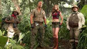 News video: Why Video Game Movies Don't Work (and Why Jumanji Does)