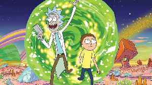 News video: Rick and Morty: Justin Roiland's Rise to Fame