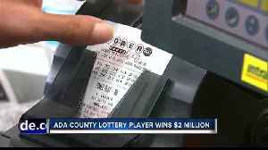 $2 million winning Powerball ticket sold in Ada County