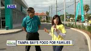 News video: Positively Tampa Bay: Food For Families Campaign