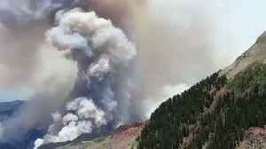 Residents Warned Not to Travel Off-Road as Colorado Wildfire Continues to Burn [Video]