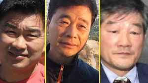 News video: North Korea Released These 3 Americans Ahead of Trump's Meeting