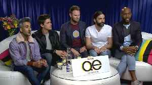 News video: 'Queer Eye:' The Fab Five Dish on Fan Mail and Dream Guest Stars (Exclusive)