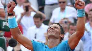 News video: Nadal Claims 11th French Open Title
