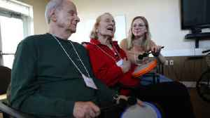 Music therapy aims to help those with Alzheimer's disease and dementia [Video]