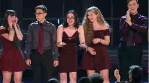 Tony Awards: Parkland Students Sing 'Seasons of Love' [Video]