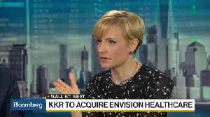 KKR Secures $5.57 Billion Deal for Envision Healthcare