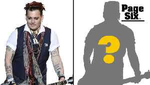 News video: Page Six gave bad boy Johnny Depp a makeover for his birthday