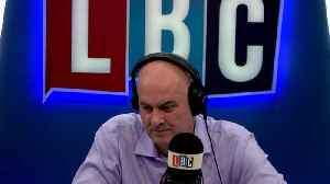 News video: Iain Dale Swiftly Demolishes Claim Brexit Vote Was Advisory