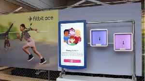 News video: Fitbit Ace, A New Fitness Tracker For Kids, Is Available Worldwide